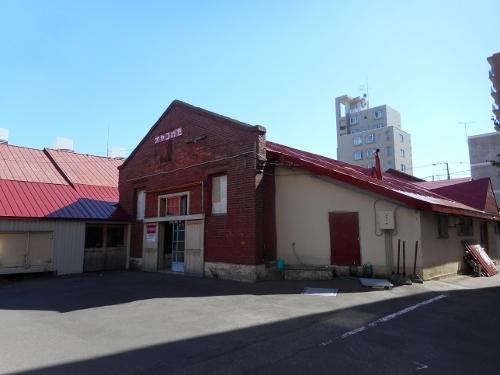 白崎ふとん店 煉瓦造工場