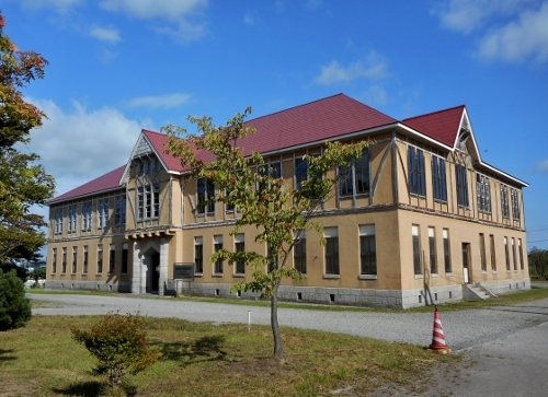 林木育種場 旧庁舎