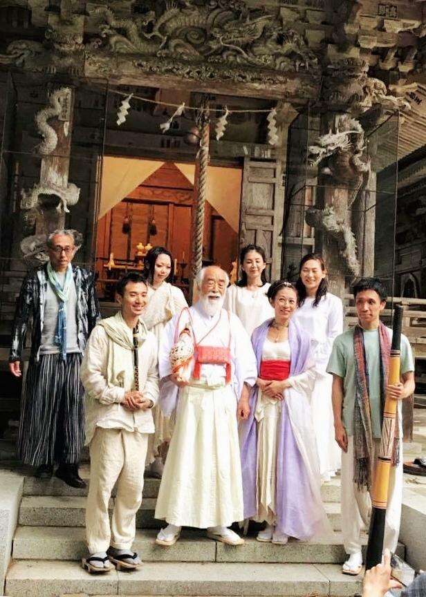 出羽三山神社さま季刊誌への掲載