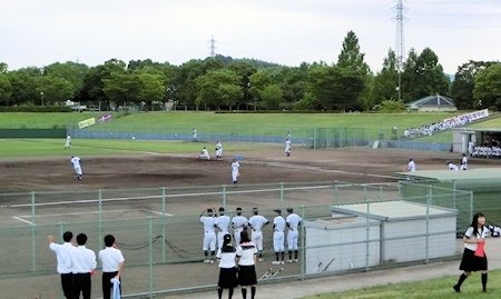 軟式野球奈良県決勝