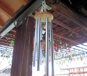 オリンポスの鐘(ウィンドチャイム5音階)