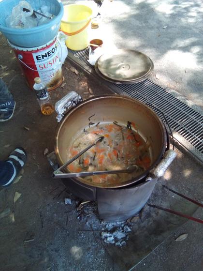 三回目の鍋、良く食べた~!