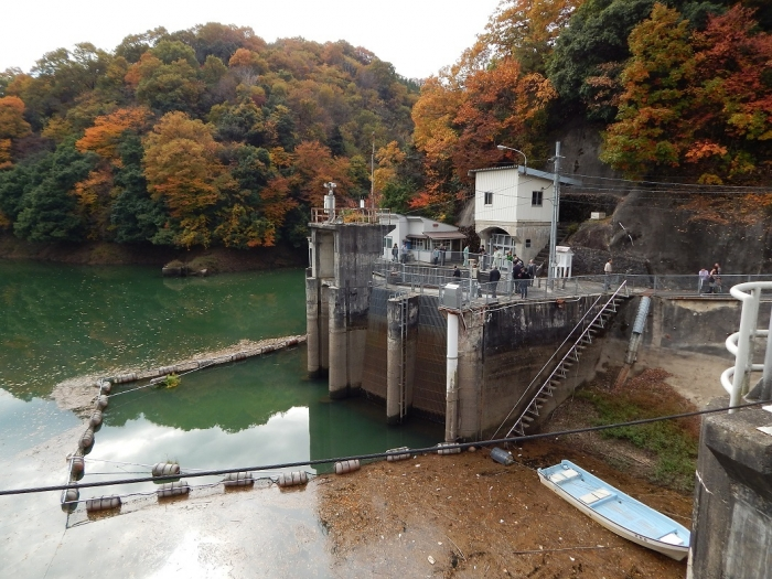 DSCN3680三成ダム