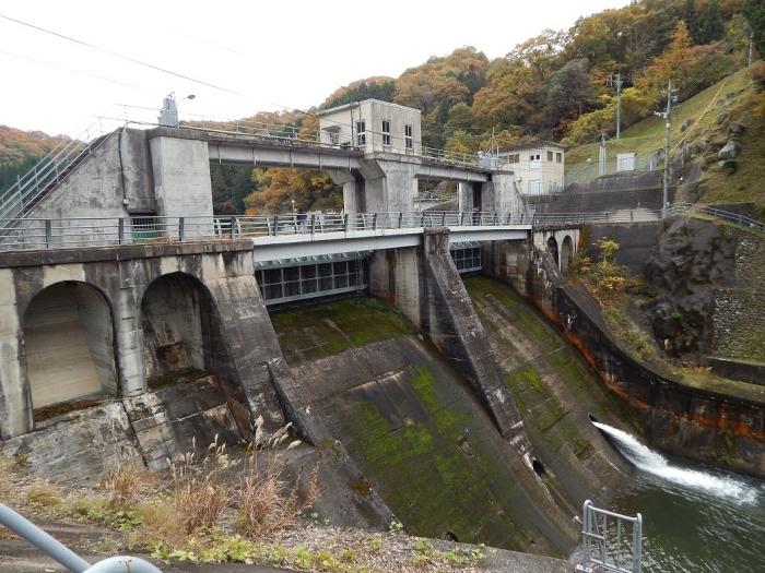 DSCN3814阿井川ダム