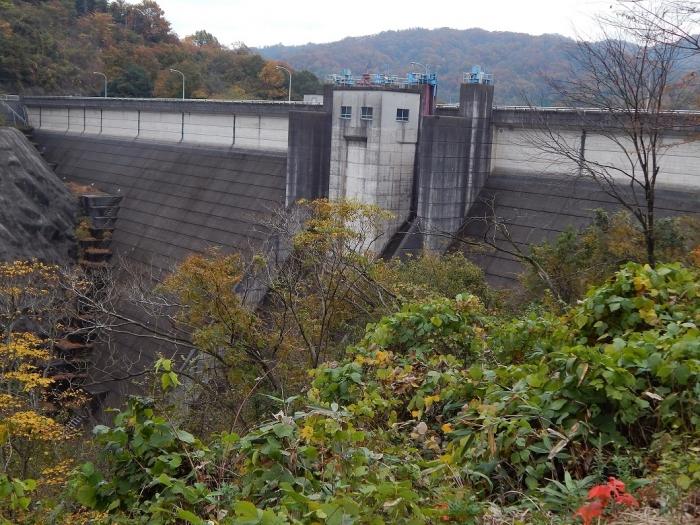 DSCN3827山佐ダム