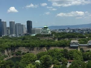 大阪城 談話室