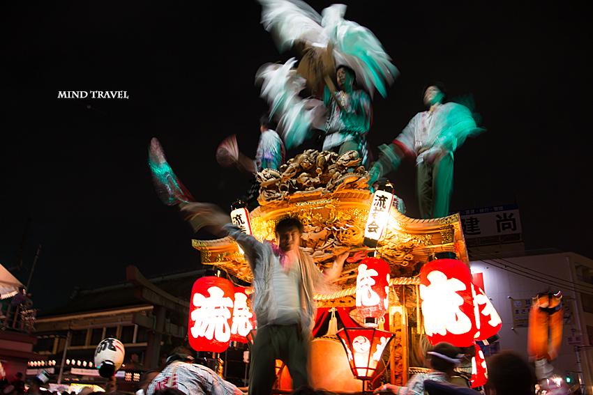 杭全神社 夏祭 だんぢり