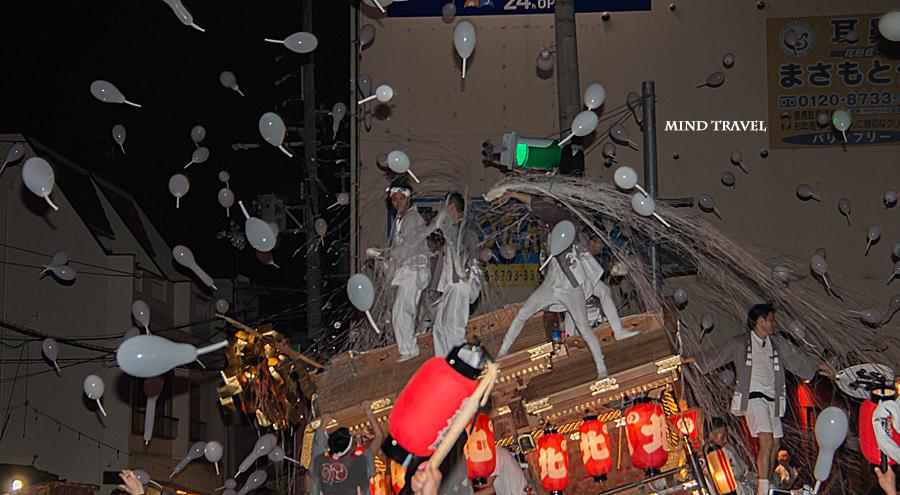 杭全神社 夏祭 だんぢり3