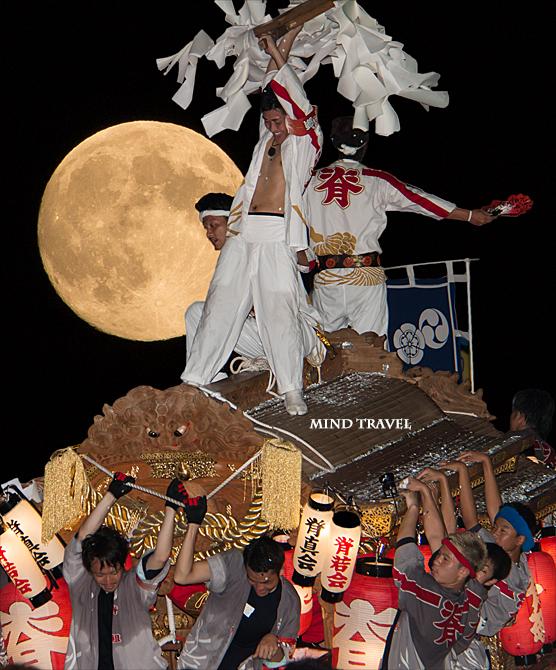 杭全神社 夏祭 だんぢり4