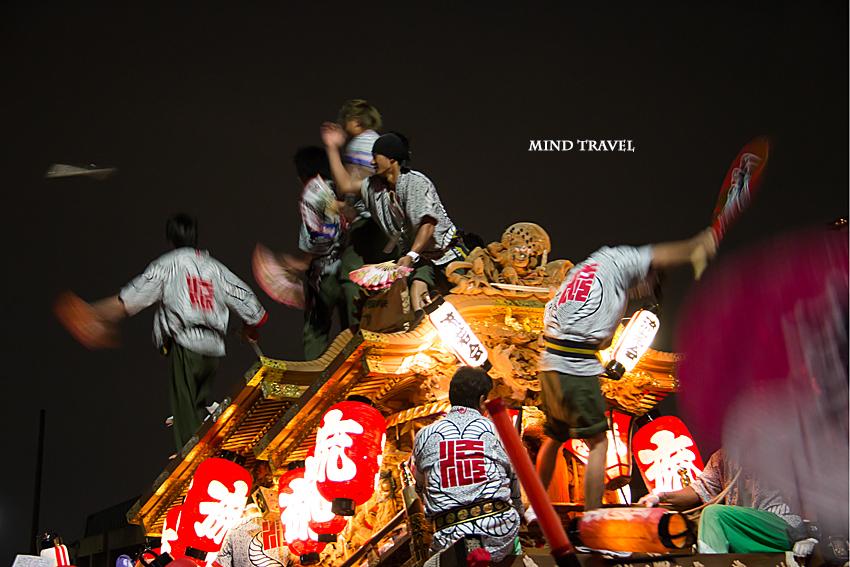 杭全神社 夏祭 だんぢり7