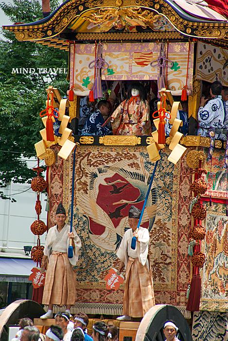 祇園祭 菊水鉾2