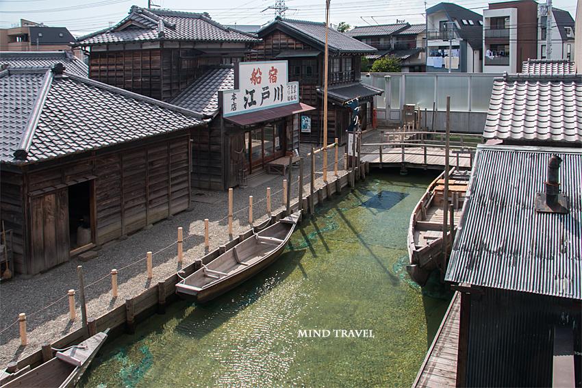浦安市郷土博物館 船宿