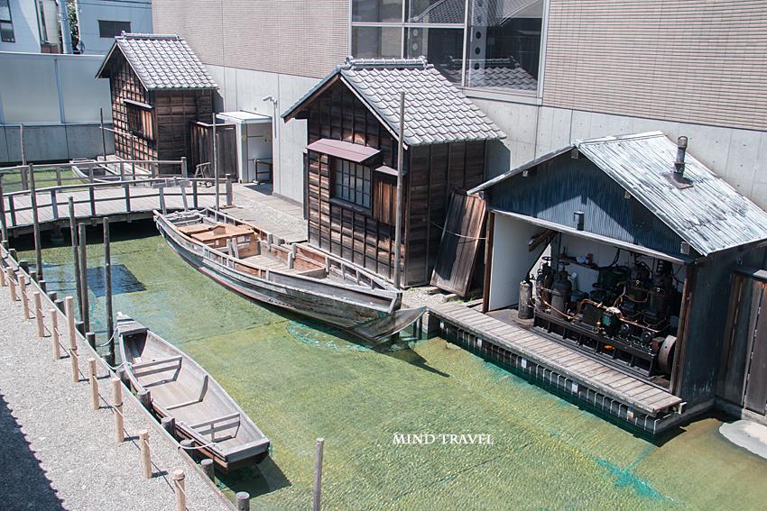 浦安市郷土博物館 川と舟