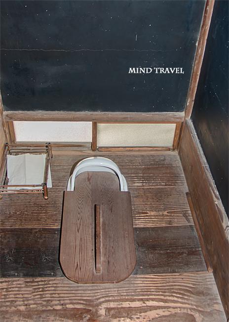 浦安市郷土博物館 トイレ