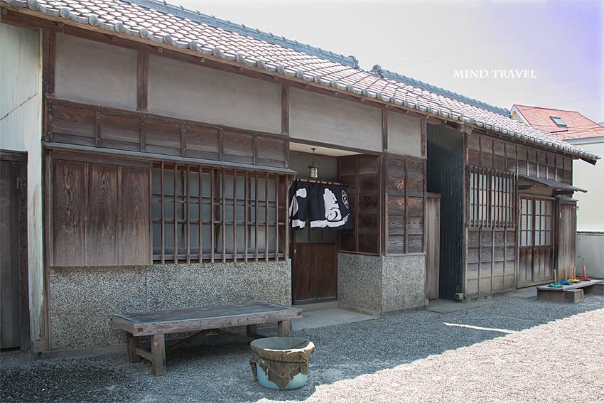 浦安市郷土博物館 寿司屋