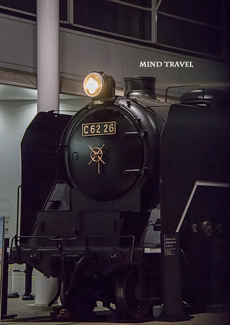 京都鉄道博物館 c62