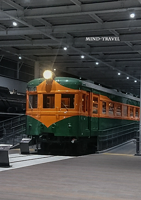 京都鉄道博物館 クハ86形