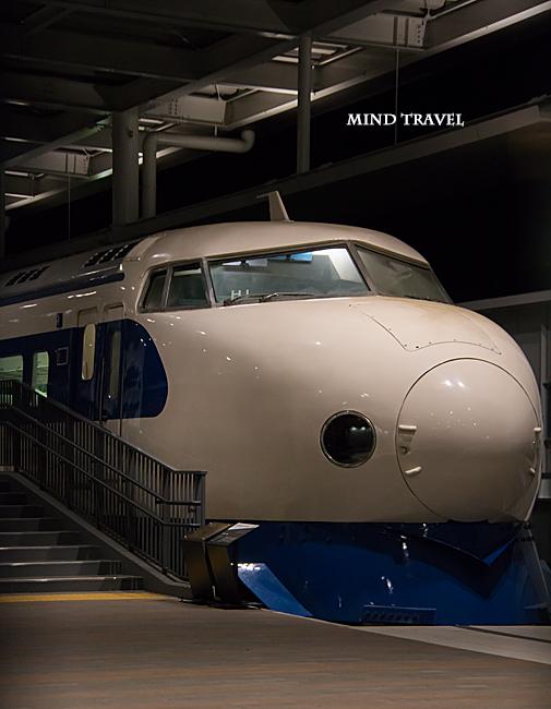 京都鉄道博物館 新幹線