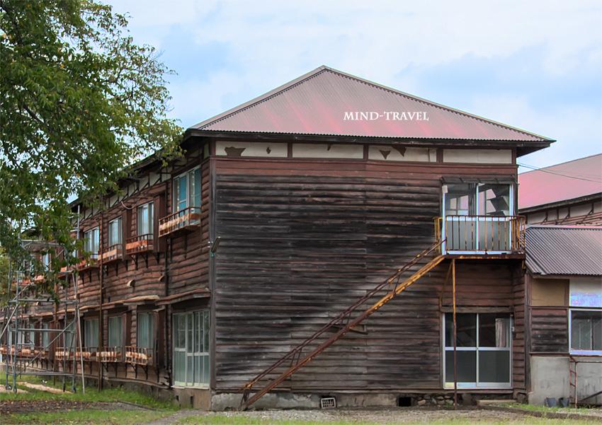 富岡製糸場 寄宿舎