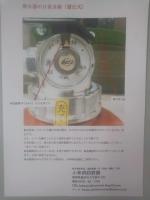 小林消防設備作成 消火器日常点検のビラ(蓄圧式)