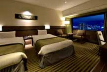 20170725神戸ポートピアホテル18階客室リニューアル