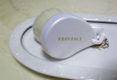 provence 洗顔ブラシ