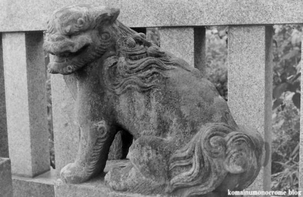 稲荷神社(足立区一ツ家)2