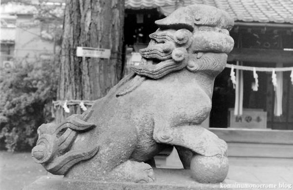 栗原氷川神社(足立区栗原)3