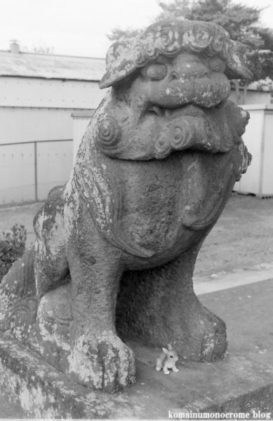 諏訪神社(上尾市畦吉)4