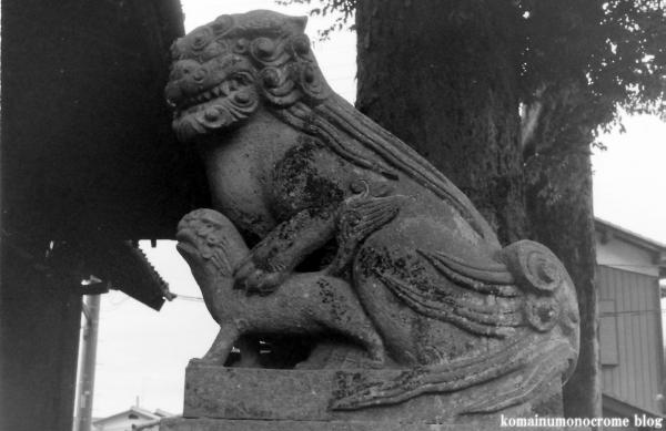 八枝神社(上尾市平方)1