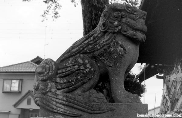 八枝神社(上尾市平方)3