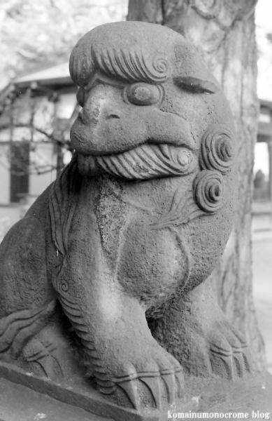氷川神社(北足立郡伊奈町本町)4