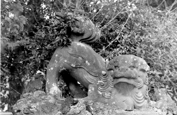 春日部八幡神社(春日部市粕壁)3