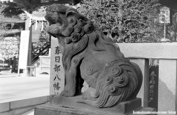 春日部八幡神社(春日部市粕壁)7