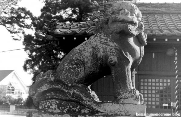 女体神社(春日部市梅田)3
