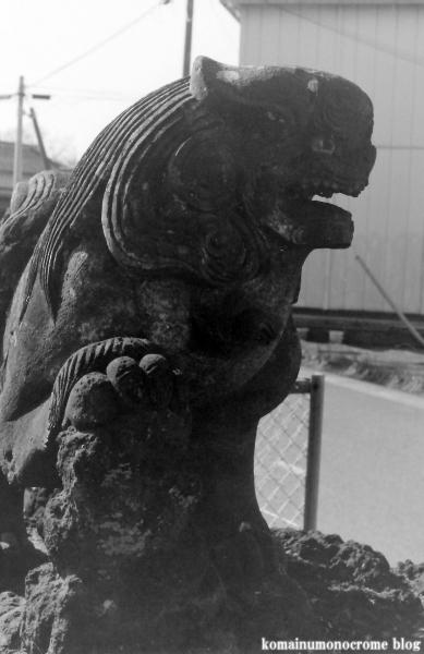鷲香取神社(春日部市内牧)2