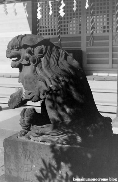 鷲神社(春日部市小淵)1