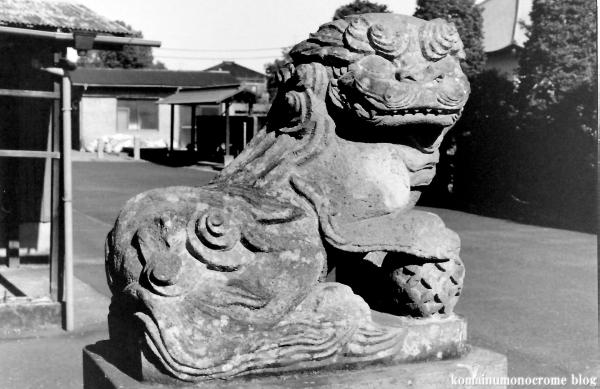 香取神社(春日部市武里中野)3