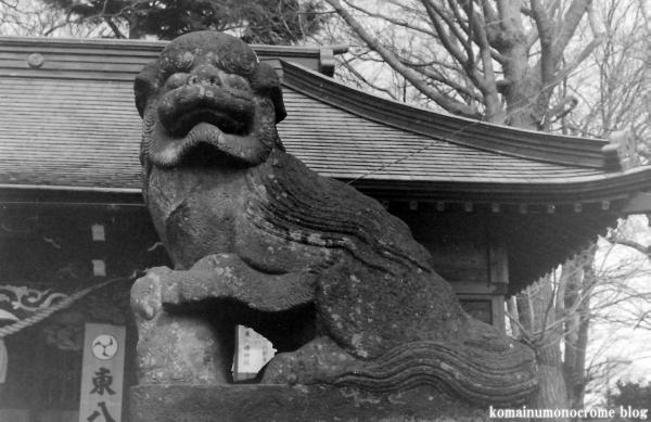 東八幡神社(春日部市粕壁東)1