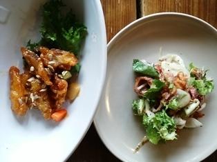 韓国、魚料理