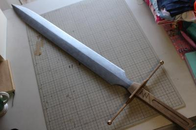 N様 ドラゴンクエストⅥ 雷鳴の剣(非金属製) 柄1