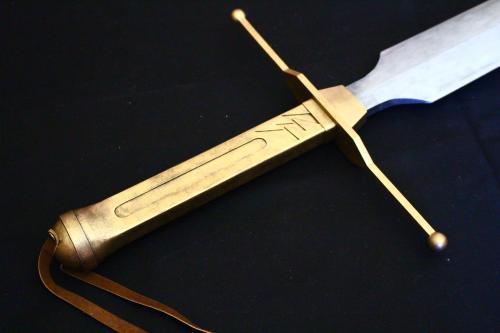 N様 ドラゴンクエストⅥ 雷鳴の剣(非金属製)完成!3