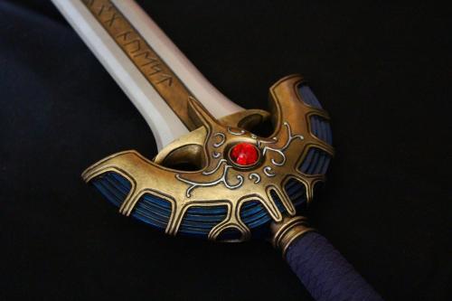 M様 結婚式用ロトの剣(非金属製)完成3