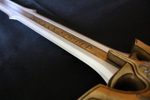 M様 結婚式用ロトの剣(非金属製)完成5