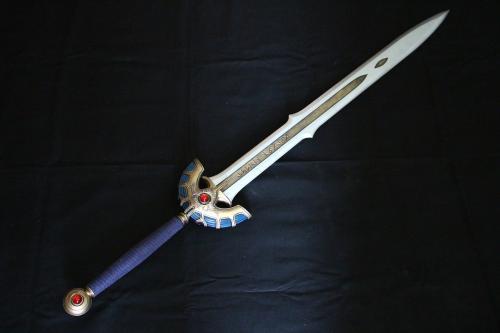 M様 結婚式用ロトの剣(非金属製)完成2