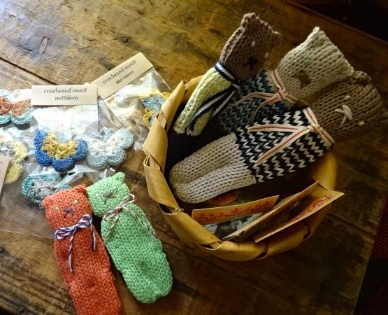 編みぐるみ届く