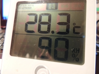温度計013