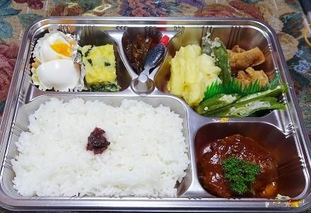 昼のお弁当