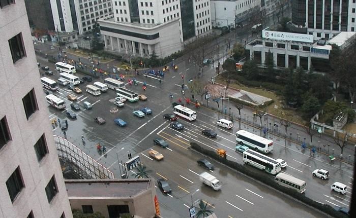 1上海の車914