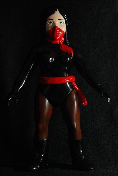 ショッカー戦闘員 女02